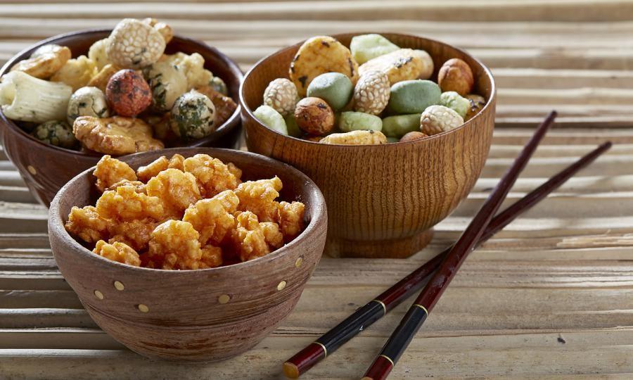 Snack asiatiques